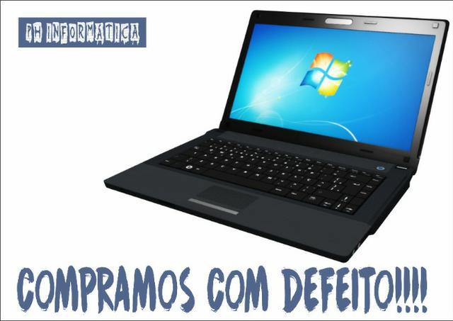 Notebooks com defeito whatsapp *