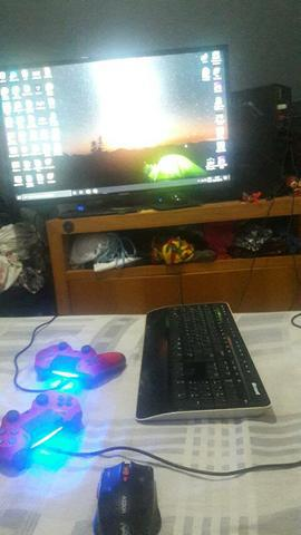 Pc gamer roda tudo no ultra