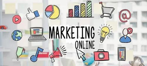 Pacote marketing online - site + blog + e-mail
