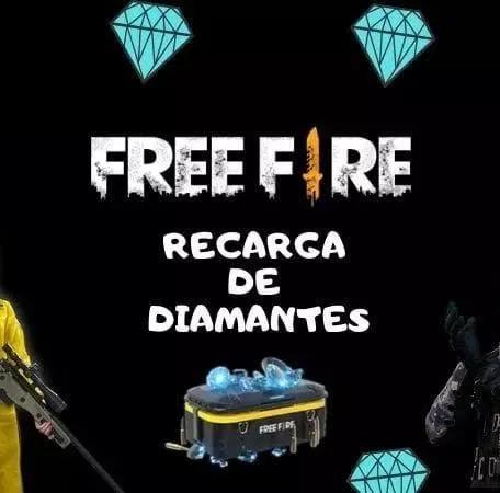 Recargas Free Fire Em Brasil Clasf Servicos