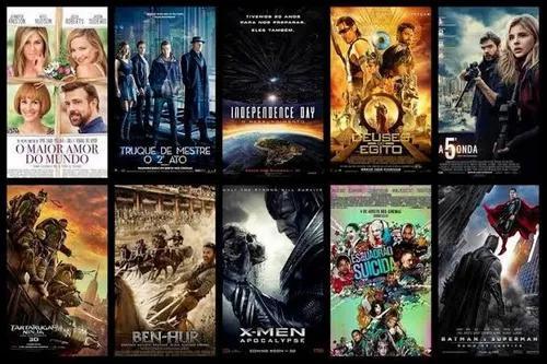Servidores de filmes e seriados