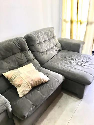 Sofá retrátil confort