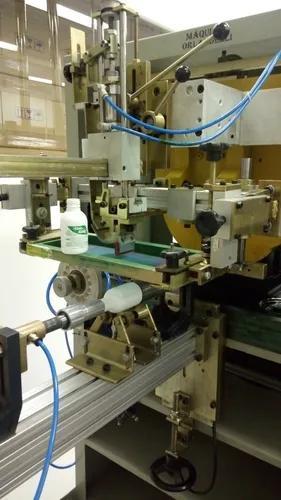 Técnico serigrafia, mecânico de serigrafia, silk