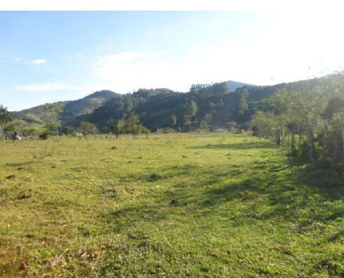 Terreno plano nas margens da BR 101. Valor do m² R$ 16,96
