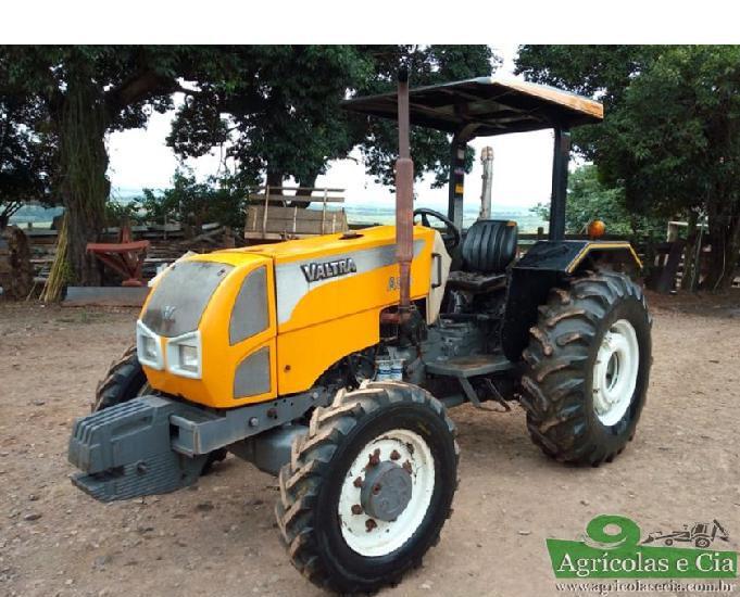Trator Valtra A 550 4x4 (Único Dono - 3.100 Horas!)