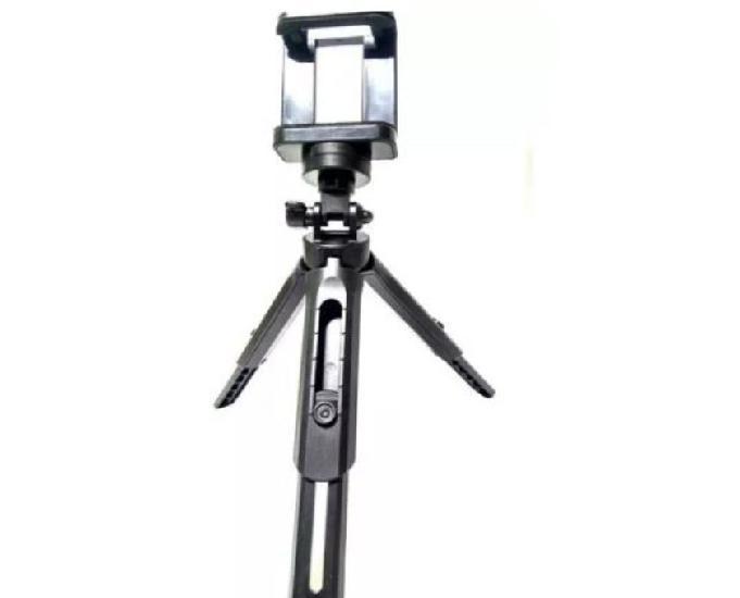 Tripé de Mesa Mini Suporte para Câmera Celular Altura
