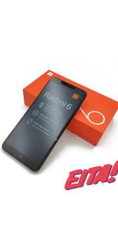 "Xiaomi redmi 6 dual sim 64gb 5.45"" 12+5mp/5mp os 8.1.0 -"