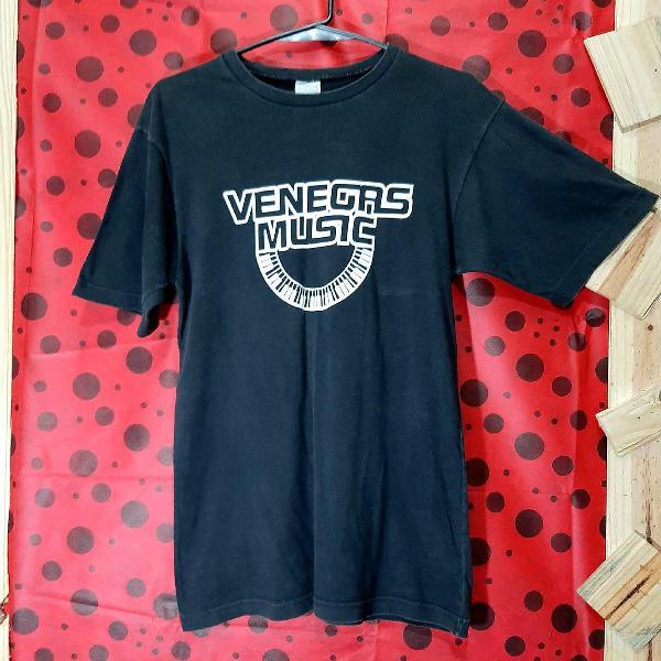 Camiseta venegas music rock