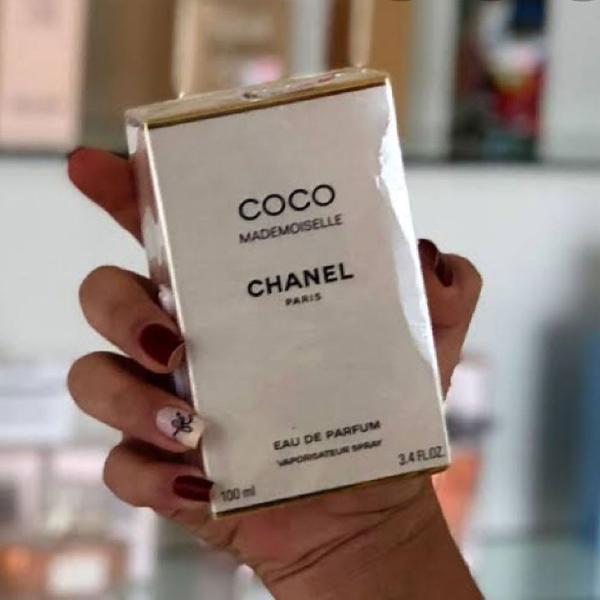 Coco mademoisele chanel edp 100ml original temos loja