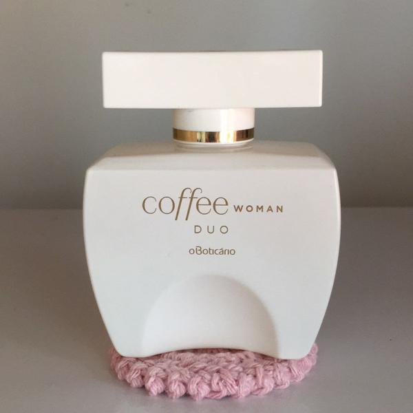Coffee woman duo