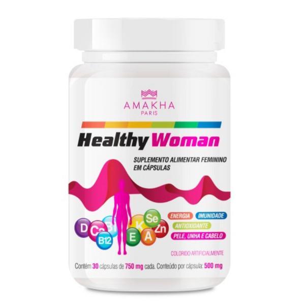 Healthy woman - 30 cápsulas de 500mg