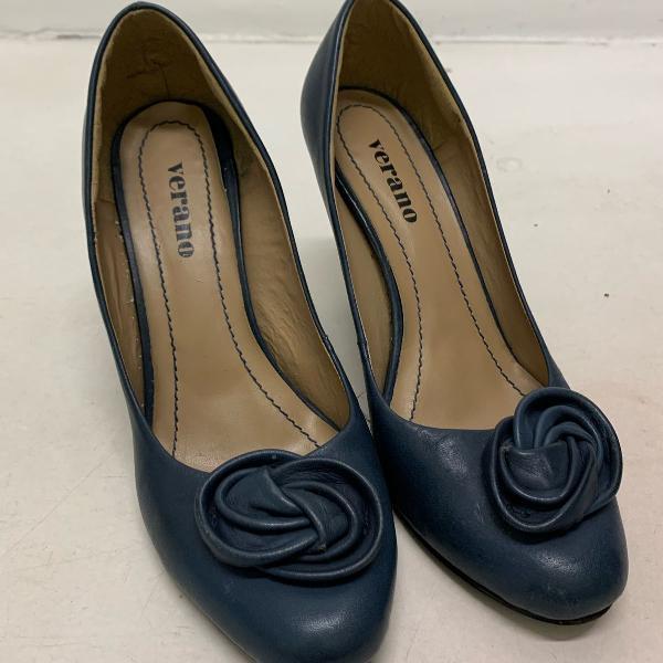 Sapato verano azul