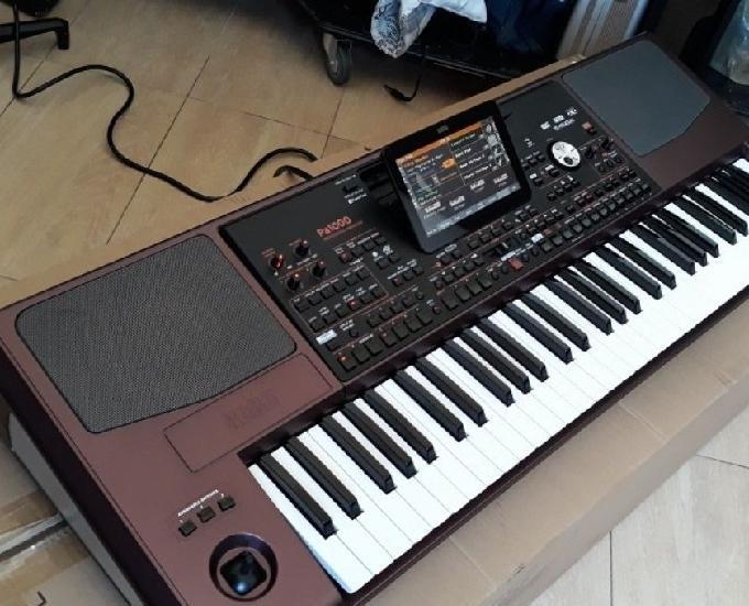 teclado Korg pa1000 novo com garantia