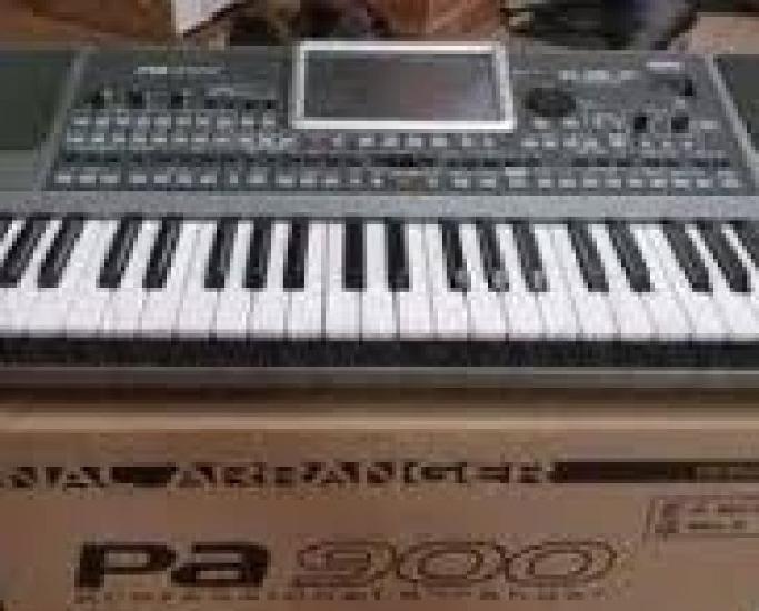 teclado Korg pa900 novo com garantia