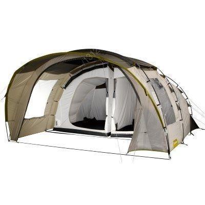 Barraca camping 2quartos/sala 6p