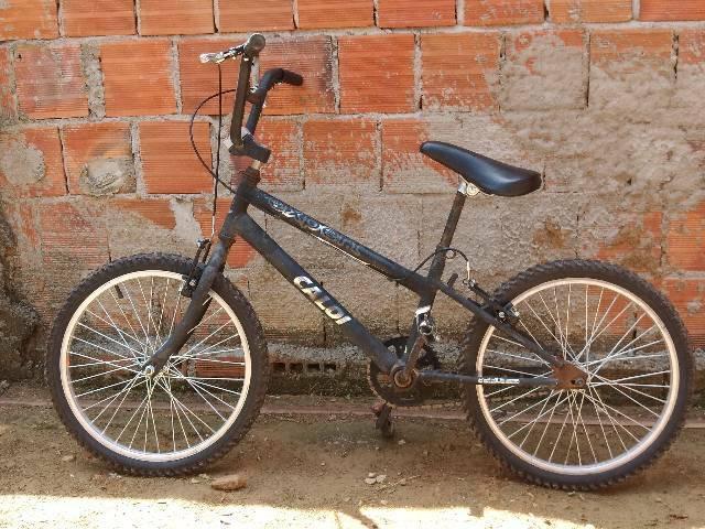 Bicicleta bmx original caloi