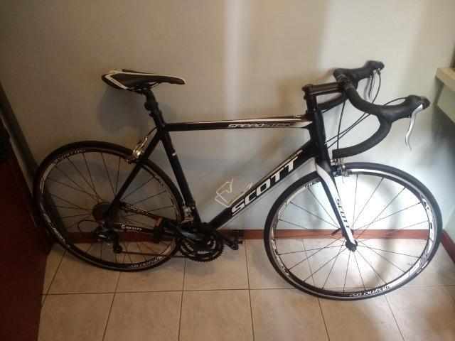 Bicicleta nova speedster/scott 50, tamanho 56