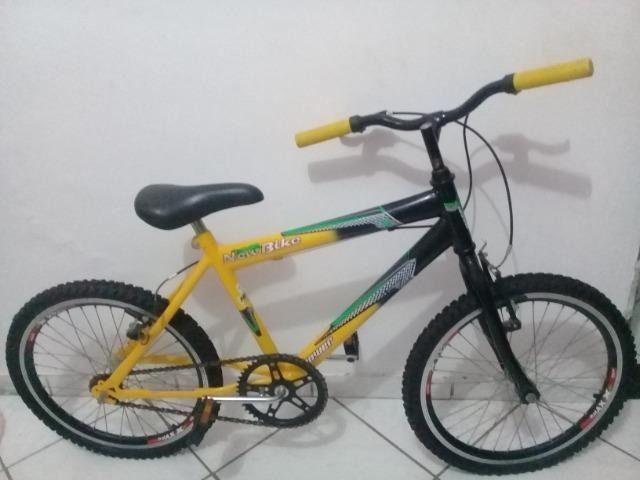 Bicicleta nova/aro 24