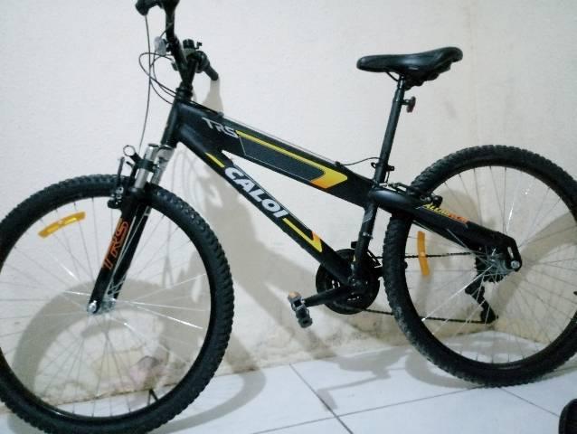 Bike, bicicleta mtb 1 mês de uso nova