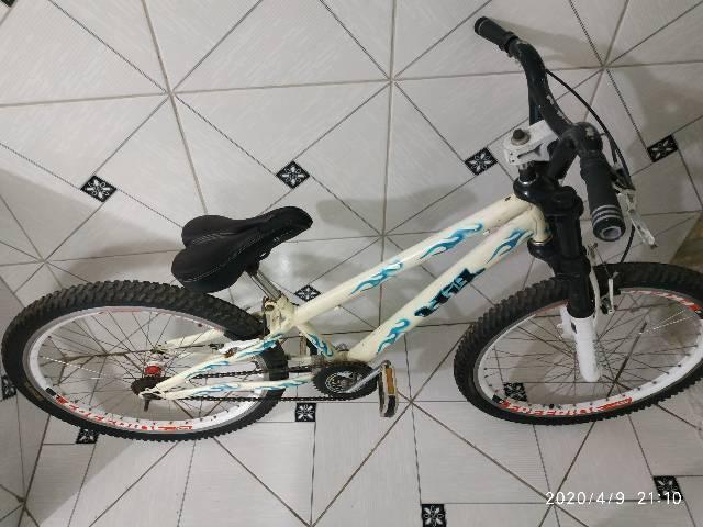 Bike reduzida aro 26 de trilha (PIC PAY)