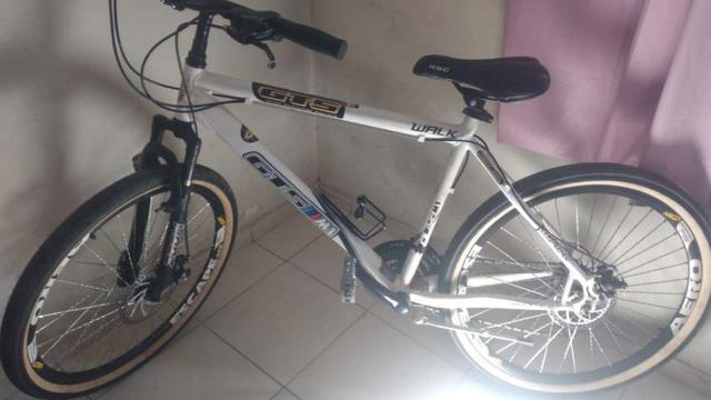 Bike zerada aro 26 gts