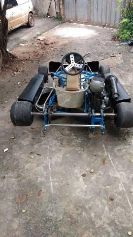 Kart motor de rd 135