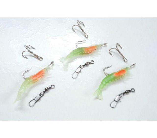 Kit iscas de pesca 1070