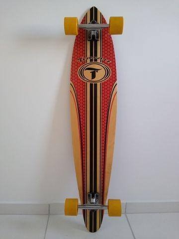 Longboard novo!