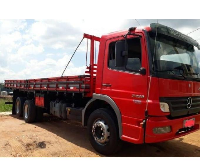 Mercedes-benz Atego 2428 Truck ano 2012