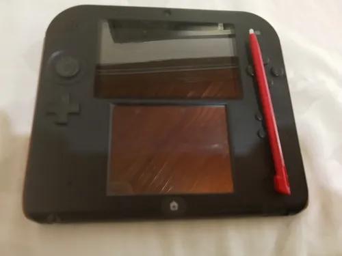 Nintendo 2ds (usado/funcionando) + 2 jogos