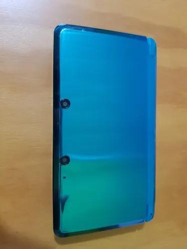Nintendo 3ds 1ª geração azul