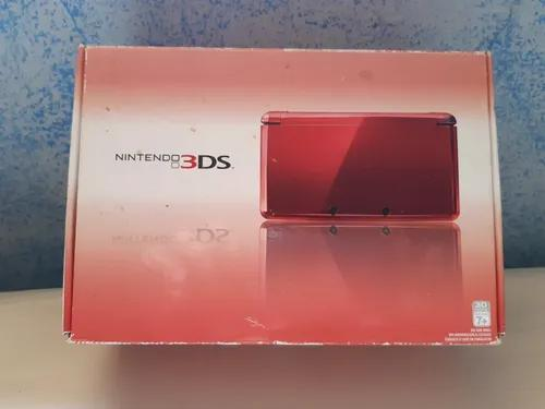 Nintendo 3ds + jogo super mario 3d land