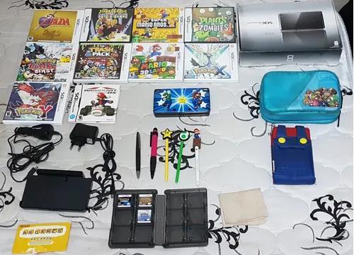 Nintendo 3ds jogos o mais completo