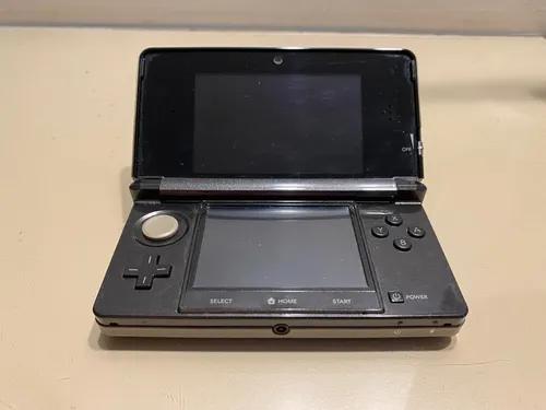 Nintendo 3ds pouco usado