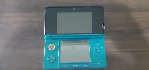 Nintendo 3ds xl + bônus: game super mario 3d land