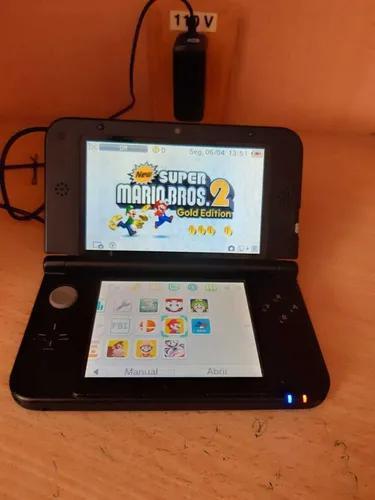Nintendo 3ds xl desbloqueado 16 gb