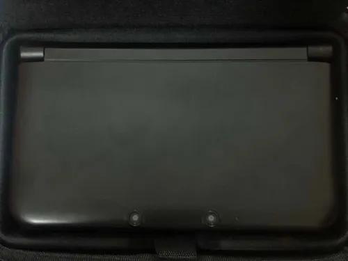 Nintendo 3ds xl- preto - usado