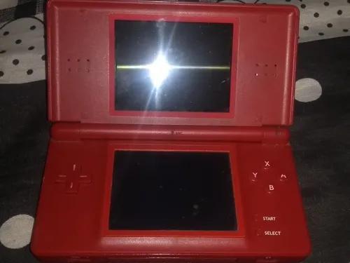 Nintendo ds lite + mega drive 3