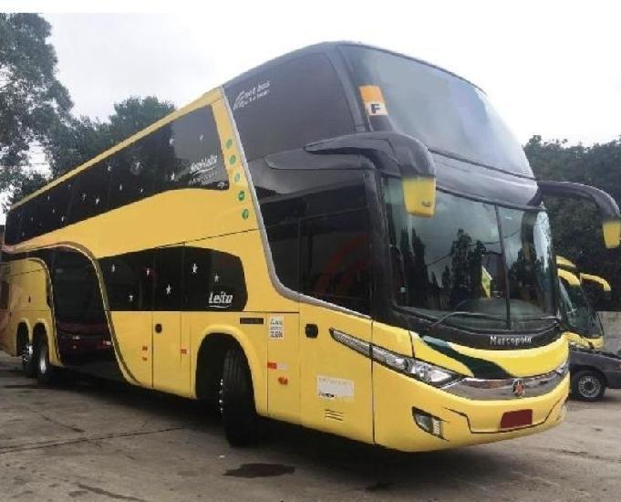 Onibus DD 1800 M.Benz O-500 RSD 6x2 Cód.6432 ano 2015