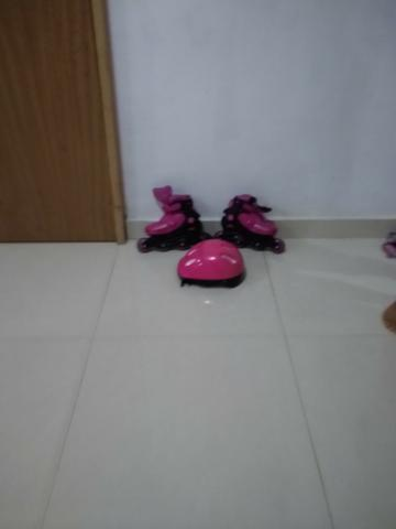 Patins roller in line rafical