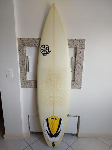 "Prancha surf 6'2"" pouco uso"