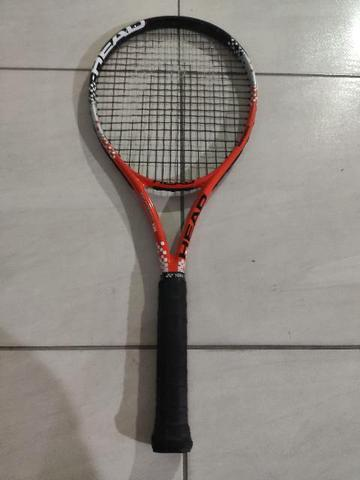 Raquete tênis head sonic profissional vale 250 reais