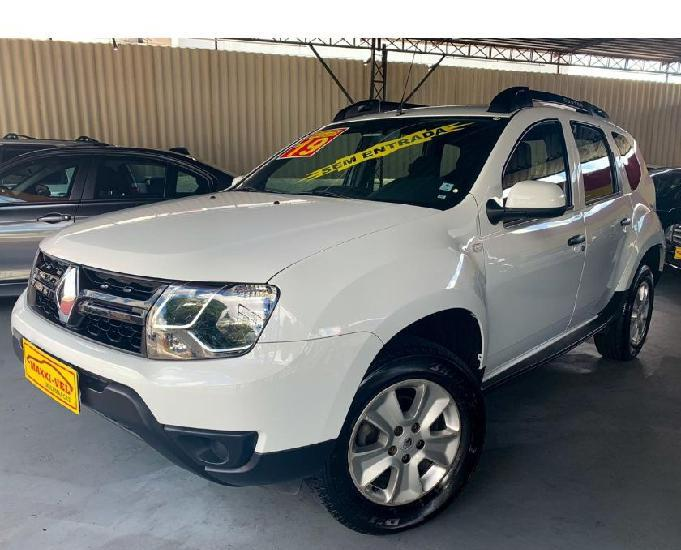 Renault duster 1.6 expression sce x-tronic 5p r$54.890,00