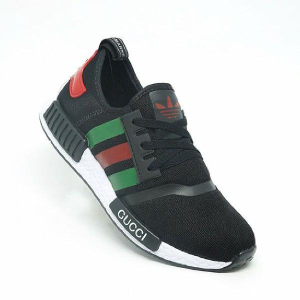 Tênis adidas nmd by gucci