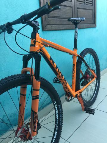 Vendo bike rava cave semi nova valor 4.000