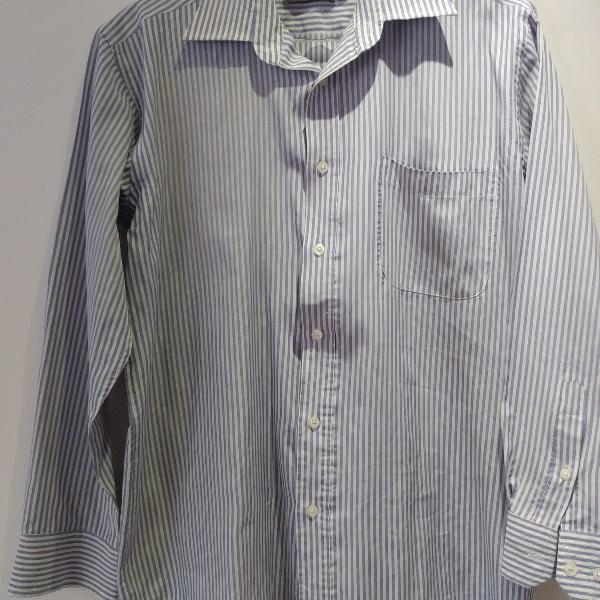 Camisa listrada - empório colombo - tamanho 3