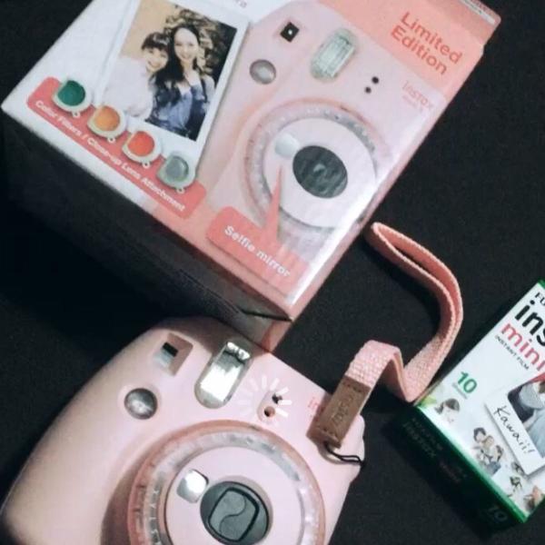 Instax mini 9 câmera polaroid