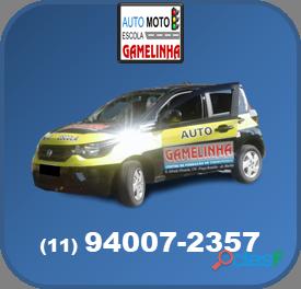 Auto Moto Escola Gamelinha trabalha na formação de condutores. 3