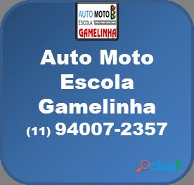 Auto Moto Escola Gamelinha trabalha na formação de condutores. 4