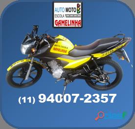 Auto Moto Escola Gamelinha trabalha na formação de condutores. 9